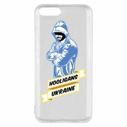 Чохол для Xiaomi Mi6 Ukraine Hooligans