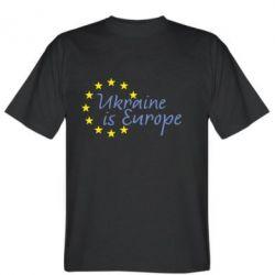 Футболка Ukraine in Europe