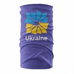 Бандана-труба Ukraine квадратний прапор