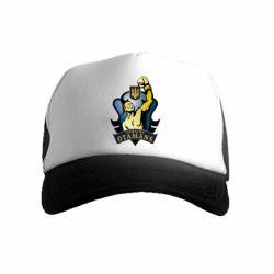 Детская кепка-тракер Ukraine Otamans