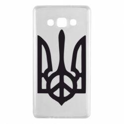 Чехол для Samsung A7 2015 Ukraine Peace