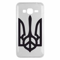 Чехол для Samsung J3 2016 Ukraine Peace