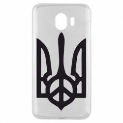Чехол для Samsung J4 Ukraine Peace