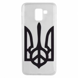 Чехол для Samsung J6 Ukraine Peace