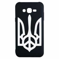 Чехол для Samsung J7 2015 Ukraine Peace