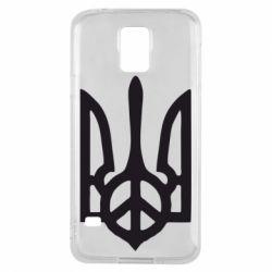 Чехол для Samsung S5 Ukraine Peace