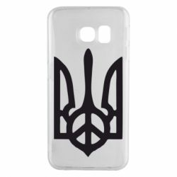 Чехол для Samsung S6 EDGE Ukraine Peace