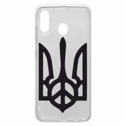 Чехол для Samsung A30 Ukraine Peace