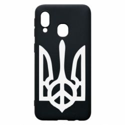 Чехол для Samsung A40 Ukraine Peace