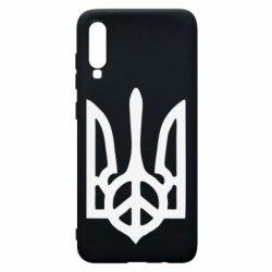 Чехол для Samsung A70 Ukraine Peace
