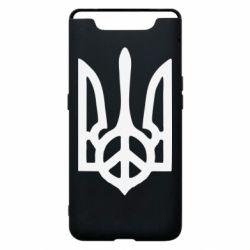 Чехол для Samsung A80 Ukraine Peace