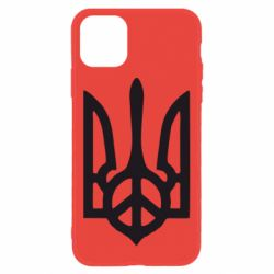 Чехол для iPhone 11 Ukraine Peace