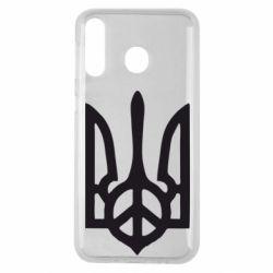 Чехол для Samsung M30 Ukraine Peace