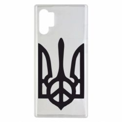 Чехол для Samsung Note 10 Plus Ukraine Peace