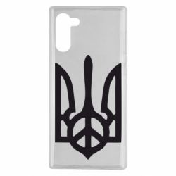 Чехол для Samsung Note 10 Ukraine Peace