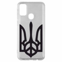 Чехол для Samsung M30s Ukraine Peace