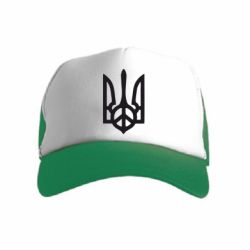 Детская кепка-тракер Ukraine Peace