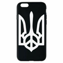 Чехол для iPhone 6/6S Ukraine Peace
