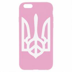 Чехол для iPhone 6 Plus/6S Plus Ukraine Peace