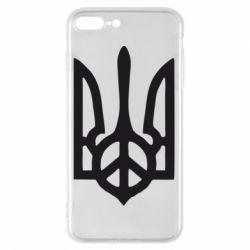 Чехол для iPhone 7 Plus Ukraine Peace