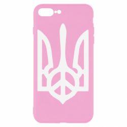 Чехол для iPhone 8 Plus Ukraine Peace