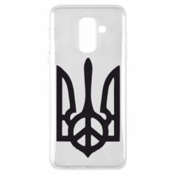 Чехол для Samsung A6+ 2018 Ukraine Peace