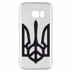 Чехол для Samsung S7 Ukraine Peace