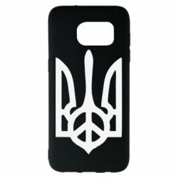 Чехол для Samsung S7 EDGE Ukraine Peace