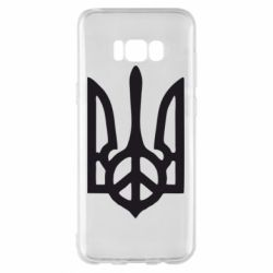 Чехол для Samsung S8+ Ukraine Peace