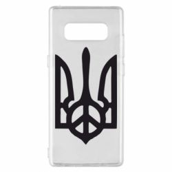 Чехол для Samsung Note 8 Ukraine Peace