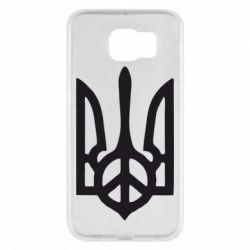 Чехол для Samsung S6 Ukraine Peace