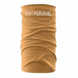 Бандана-труба Ukraine (потрісканий напис)