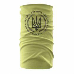 Бандана-труба Ukraine stamp