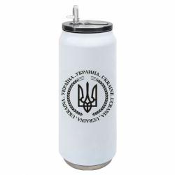 Термобанка 500ml Ukraine stamp