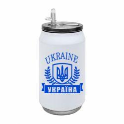 Термобанка 350ml Ukraine Україна