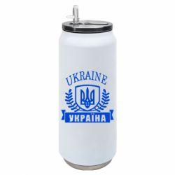 Термобанка 500ml Ukraine Україна