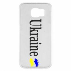 Чехол для Samsung S6 Ukraine
