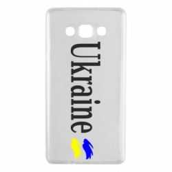 Чехол для Samsung A7 2015 Ukraine