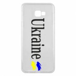 Чехол для Samsung J4 Plus 2018 Ukraine