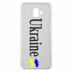 Чехол для Samsung J6 Plus 2018 Ukraine