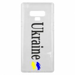 Чехол для Samsung Note 9 Ukraine
