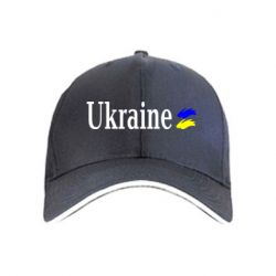 Кепка Ukraine - FatLine