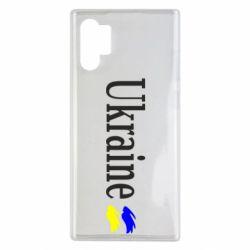 Чехол для Samsung Note 10 Plus Ukraine