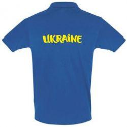 Чоловічі поло з українською символікою - купити в Києві 56a67cab470d6