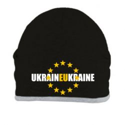 Шапка UkraineEU - FatLine