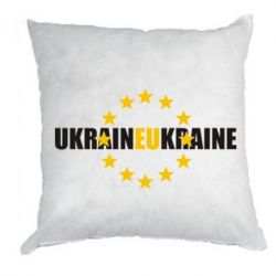 Подушка UkraineEU - FatLine
