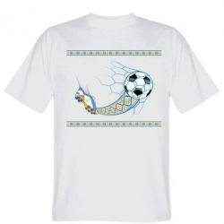 Футболка Ukrainian football