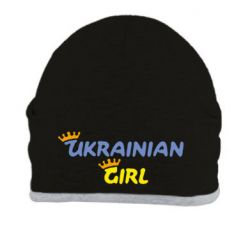 Шапка Ukrainian Girl - FatLine
