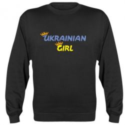 Реглан Ukrainian Girl - FatLine