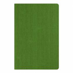 Блокнот А5 Ukrainian trident with contour